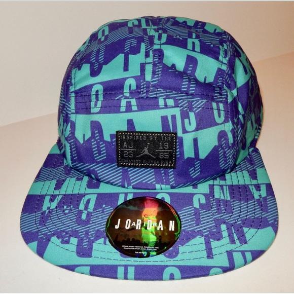 1f259d65dbf832 Michael Jordan Old School Hat OSFM 90s Style